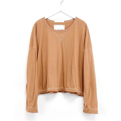 Long Sleeve Cotton Top for Girls