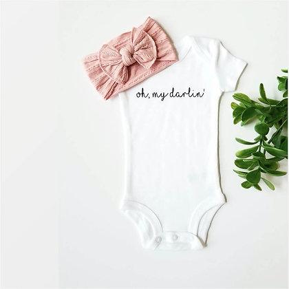 100% Organic Cotton Onesie for Babies