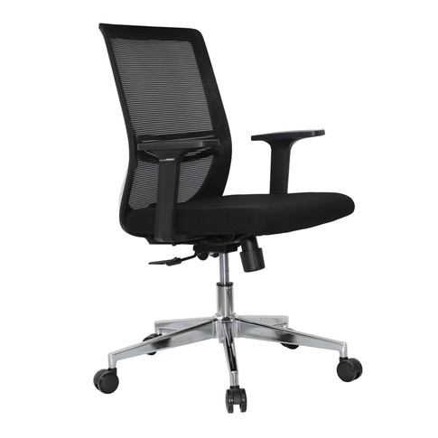 Lowback Revolving Chair DY6906B Black.jp