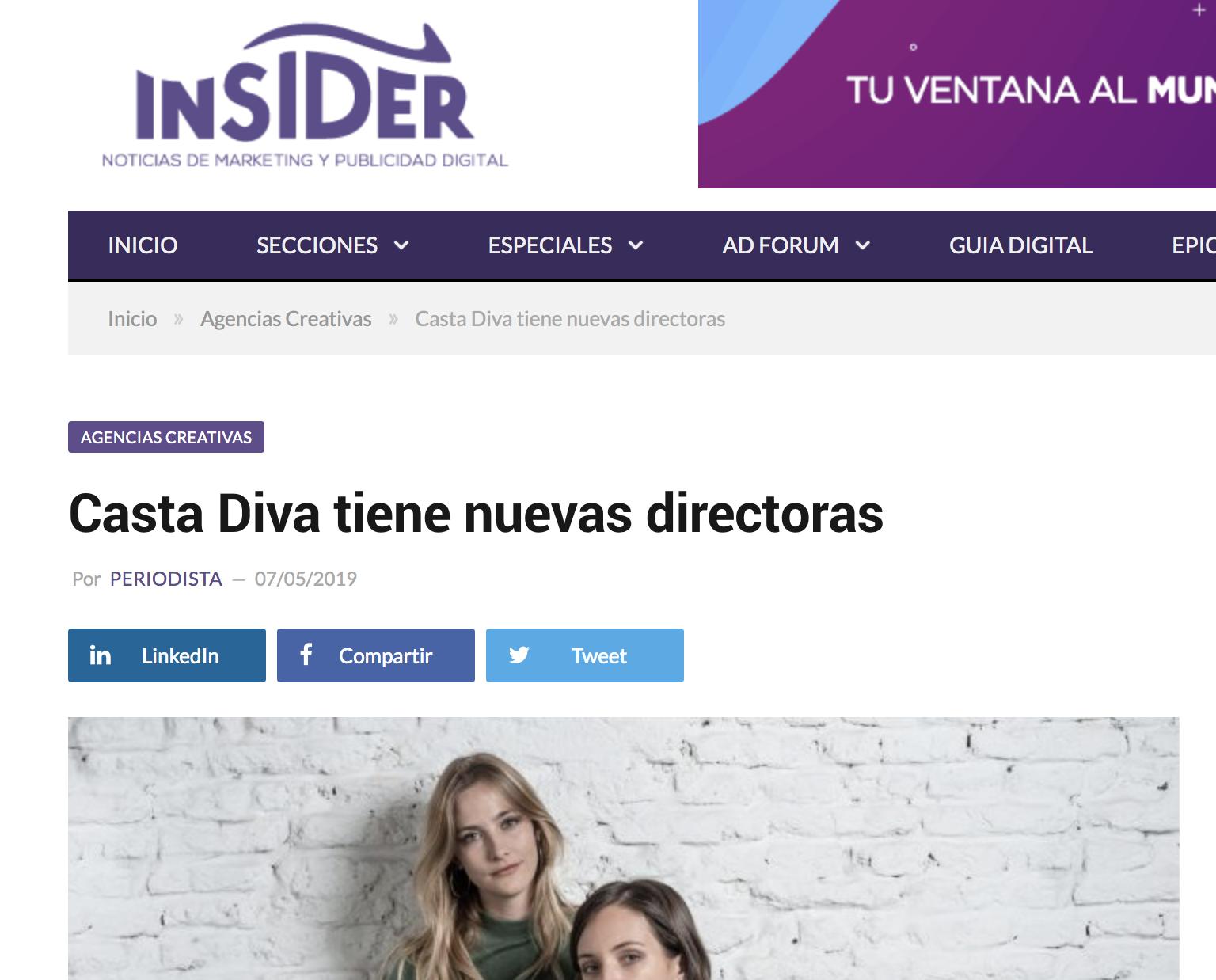 INSIDER - Casta Diva