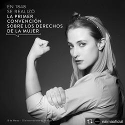 Naima - Día de la Mujer