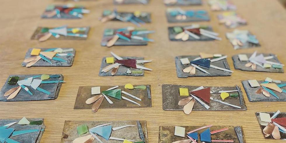 Street Fairy Mosaic Workshop
