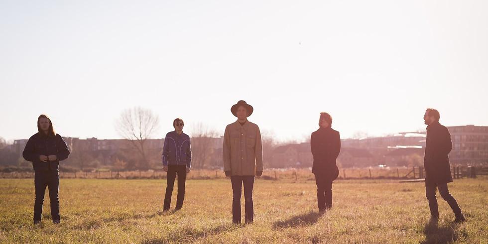 The Hanging Stars / Keys / The Bug Club - Newport