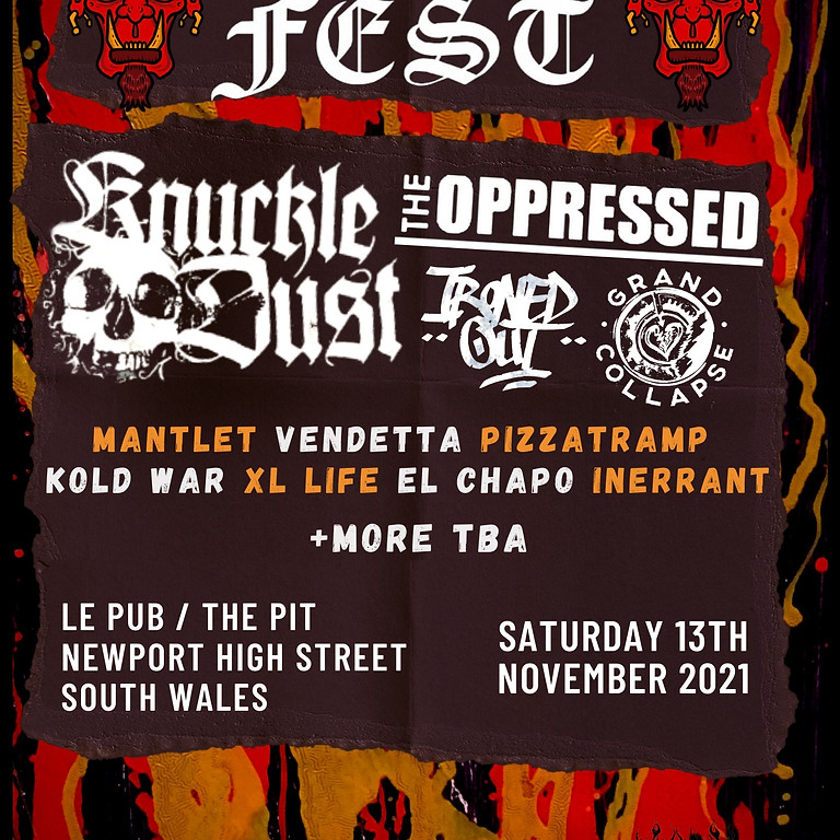CHF Presents: Repent Fest