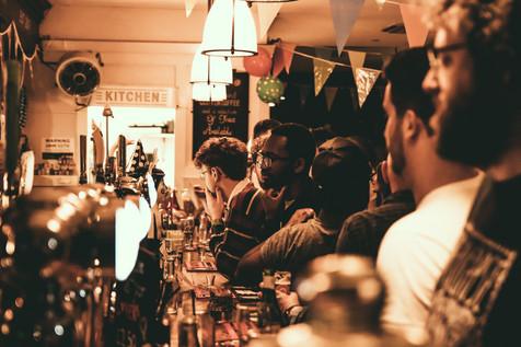 Le Pub's 25th Birthday