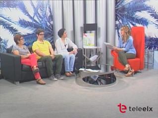 Entrevista en el programa DIA A DIA de Tele-Elx.