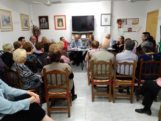 Presentación mediación comunitaria AAVV Zapatillera