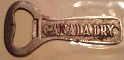 1950's Canada Dry Bottle Opener