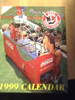 1999 Soda Sweet-Hearts Calendar