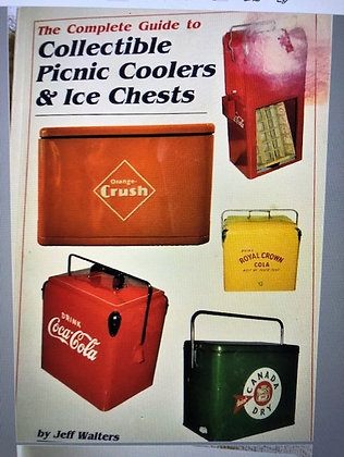 Complete Guide to Collecting Picnic Coolers & Ice Chests