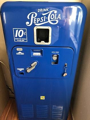 Pepsi VMC 33 Machine Restored, very Nice