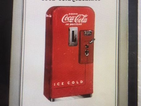 Vintage Coca-Cola Machines, A Price and Identification Guide to Collectible Coolers and Machines