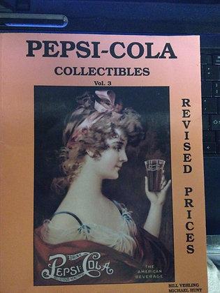 Pepsi-Cola Collectibles Vol 3 Bill Vehling Michael