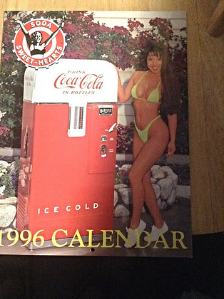 1996 Soda Sweet-Hearts Calendar