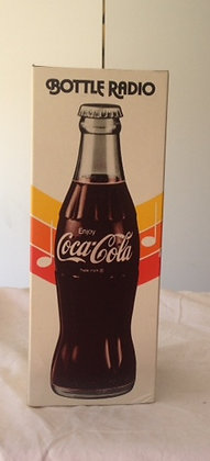 Coca-Cola AM Radio (vintage) Like new