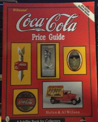 Wilson's Coca Cola Price Guide