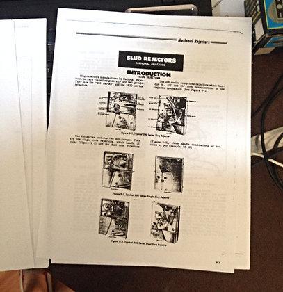 Vendo 23 Service Manual sent in PDF format