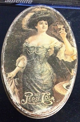 Pepsi Pill Box from 1960's