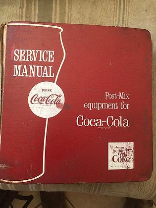 Post Mix Coca-Cola Complete Service original Manual