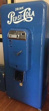 VMC 88 Pepsi Machine Restored to Mint
