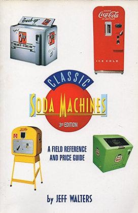 Classic Soda Machines, Vol 3 Jeff Walters in PDF Format  www.nostalgia-tymes.com