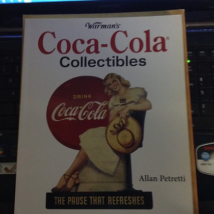 Warman's Coca Cola Collectibles : Identification a