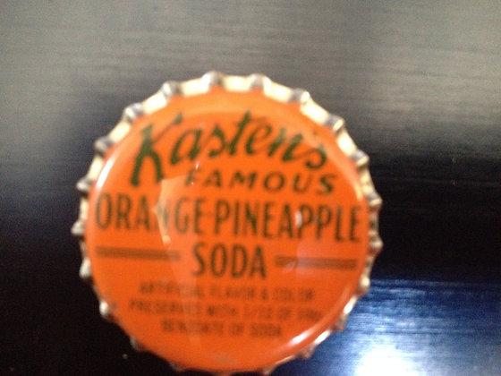1960's Kastens Soda Bottle Cap (Cork)