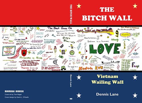 The Bitch Wall (paperback)