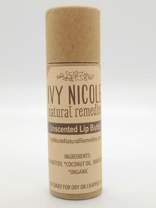Unscented Lip Butter
