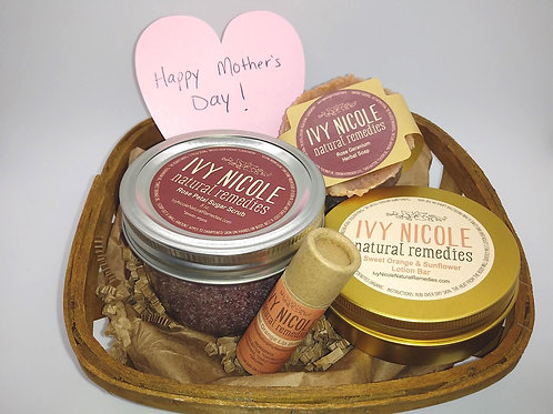 Soft Skin Gift Basket