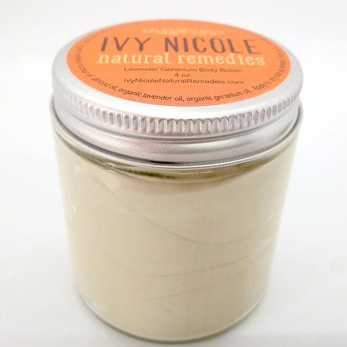 Lavender Geranium Body Butter