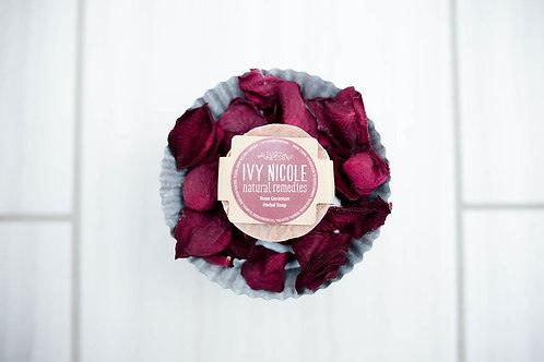 Rose Geranium Herbal Soap