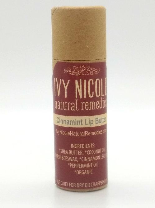 Cinnamint Lip Butter