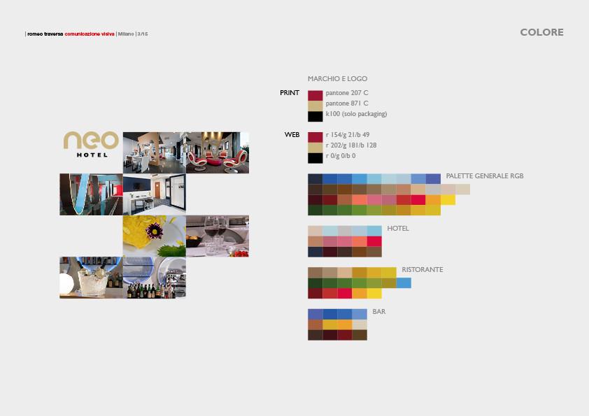 NEO HOTEL (2017) Brand Manual 3