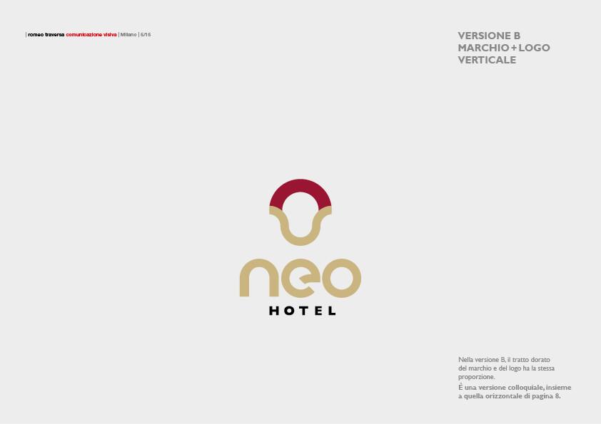 NEO HOTEL (2017) Brand Manual 5