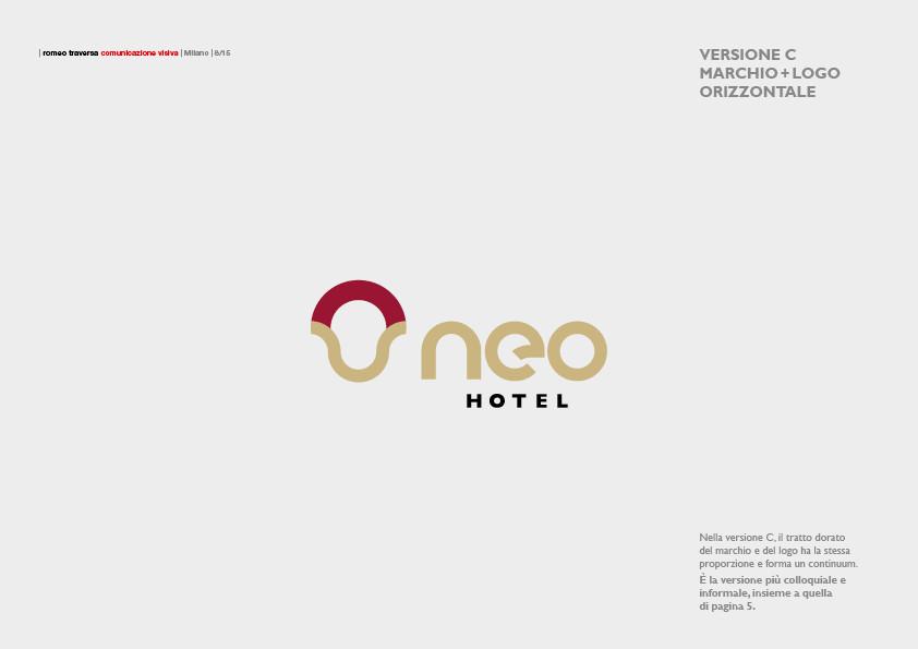 NEO HOTEL (2017) Brand Manual 6