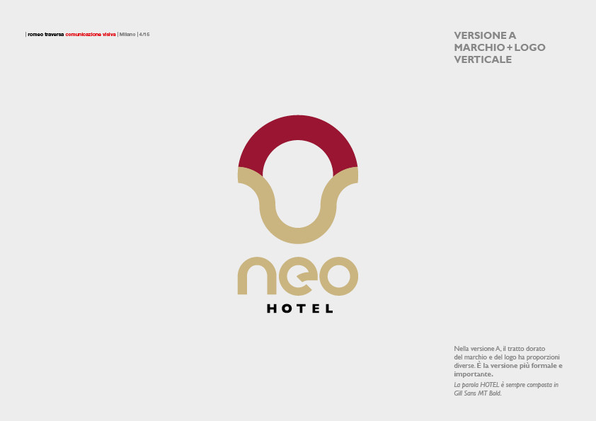NEO HOTEL (2017) Brand Manual 4