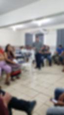 Em 22 de agosto de 2019, o IPMP realizou uma visita no Assentamento CAIP, o objetivo da visita foi desenvolver junto os servidores efetivos, a cultura previdenciária. Esteve presente a equipe técnica do instituto e todos os membros dos Conselhos Administrativo e Fiscal do RPPS. Na oportunidade foram mostradas palestras com informações da área de benefícios e da área de investimentos. O Assentamento fica localizado a 84 km da sede do município na zona rural.