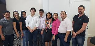 Os membros do Conselho Administrativo e Fiscal do IPMP estiveram reunidos no dia 19 de março na sede do Instituto para prosseguimento da análise da Avaliação Atuarial do IPMP – 2019. A reunião técnica contou com a participação do Sr. Eduardo Pereira dos Santos, representante da empresa EC2G, responsável pelo estudo realizado, que fez a explanação dos resultados da avaliação atuarial com dados de dezembro/2018. O estudo atuarial é um relatório técnico de estatística que verifica as condições de sustentabilidade do RPPS diante dos compromissos previdenciários atuais e futuros para o grupo de segurados ao longo do tempo.