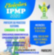 Homologação do Candidatos para os Conselhos do IPMP. Baixe o arquivo na Link a seguir https://static.wixstatic.com/ugd/db4c0b_68afb43940894f36874b2219de611794.pdf