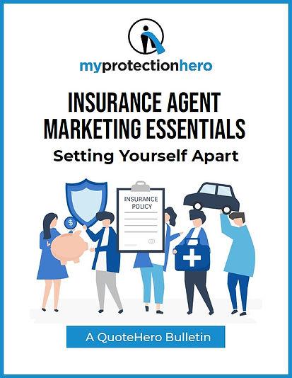 Insurance Agents Marketing Essentials -