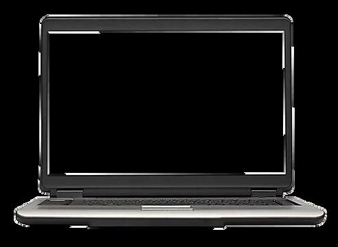 Laptop Open