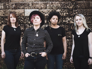 Meet the Lineup: Violet and the Undercurrents