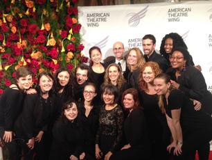 American Theatre Wing Gala