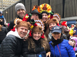 The Thanksgiving Day Parade on CBS