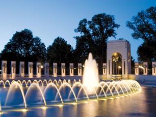 WWII Memorial Groundbreaking & Dedication Ceremonines