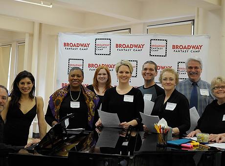 BroadwayFanCamp website BFC Public Group