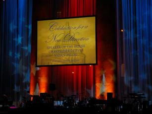Nancy Pelosi's Inaugural Gala