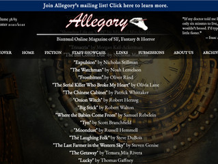 Honorable Mention: Allegory