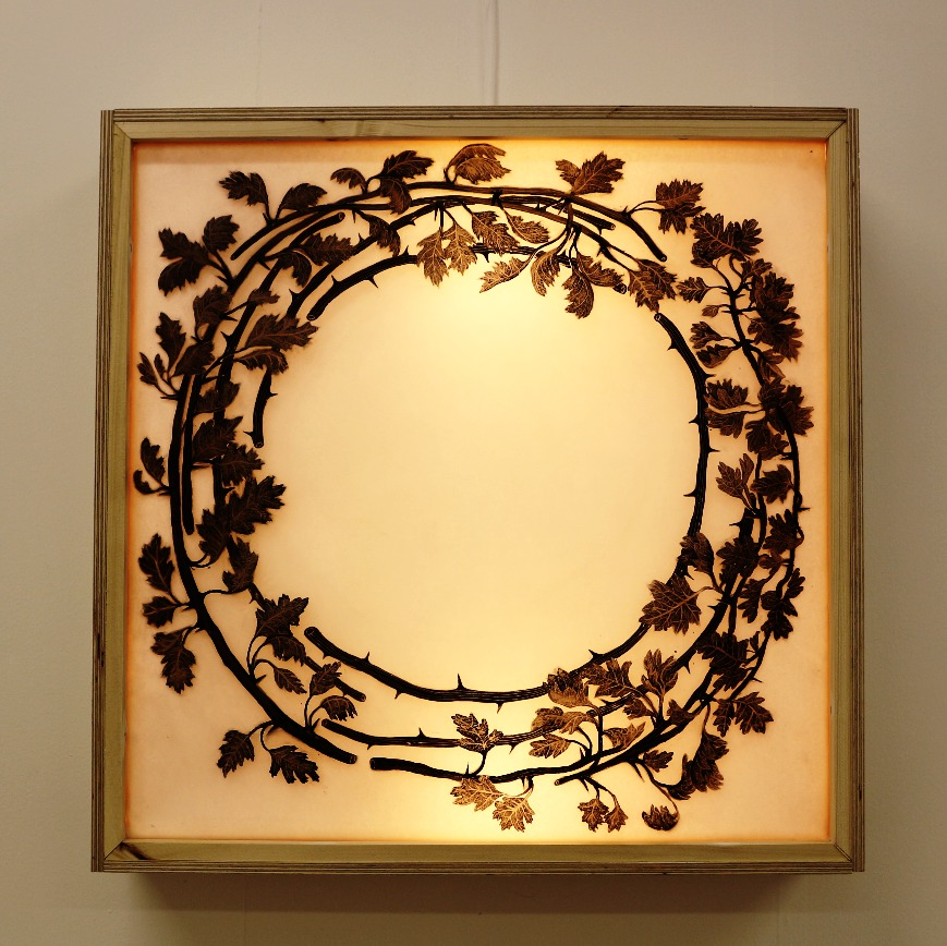 Hawthorn Wreath